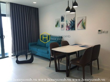 Life will always be easy with this convenient apartment in City Garden