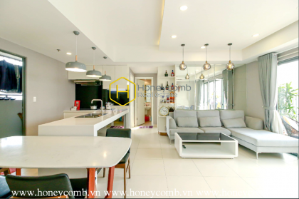 An aesthetic apartment in Masteri Thao Dien that everyone's chasing for!