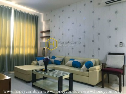 Cozy and cheerful 2 bedrooms apartment in Tropic Garden for rent