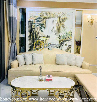 Such a fantastic apartment that can delight your eyes in Vinhomes Landmark81