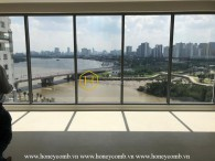 An elegant apartment with North Asisan architecture in Diamond Island