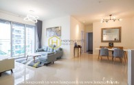 Amazing 2 bedrooms apartment with city view in The Estella Heights
