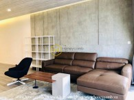 What a fresh and elegant 3 bedrooms-apartment in The Estella Heights