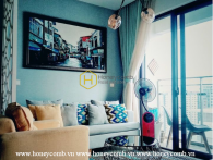 Full living facilities apartment with modern design in Estella Heights