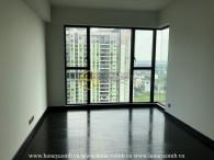 Admire an incredible view from Feliz En Vista unfurnished apartment