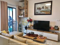 Enjoy a fancy view from every corner of this Gateway Thao Dien apartment