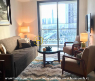 Căn hộ 1 phòng ngủ cho thuê tại Gateway Thảo Điền