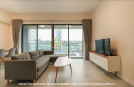Open space contemporary-style 2 bedrooms apartment in The Gateway Thao Dien