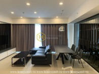 2 bedroom apartment for rent with spacious space in The Gateway Thao Dien