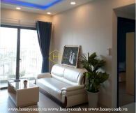 Cultivated 2 bedrooms apartment in Masteri Thao Dien