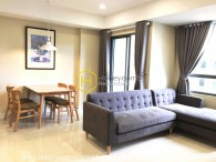 Open space contemporary-style 2 bedrooms apartment in Masteri Thao Dien