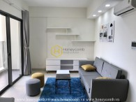 An apartment helps to shine your space in Masteri Thao Dien