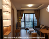Superior New City apartment for rent with sharp tone color