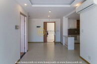 Feel free to decorate the style you want in this New City unfurnished apartment