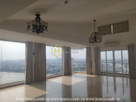 Tour this amazing penthouse in River Garden