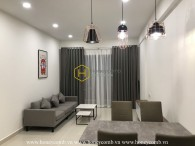 Ecstatic with the sharp and elegant beauty of The Sun Avenue  apartment