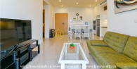 Wonderful 2-bedroom apartment for rent in Sala Sarimi