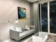 Contemporary design apartment in high class residential area Sala