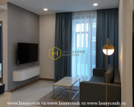 Fresh and Elegant- that is what we want to say about this Sunwah Pearl apartment