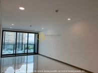 Make this unfurnished apartment become your dreamy home at Sunwah Pearl