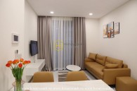 Preferential apartment with modern interior in Sunwah Pearl