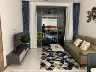 Get a modern life at this youthfull apartment in Sunwah Pearl