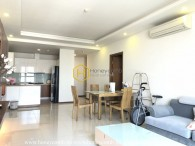 Catch every peaceful moments at this Thao Dien Pearl apartment