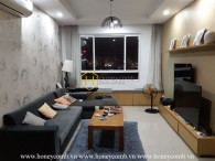 Small but Convenient: A living space in Tropic Garden apartment