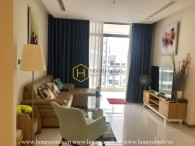 A Vinhomes Central Park apartment that gives you a warm and close feeling