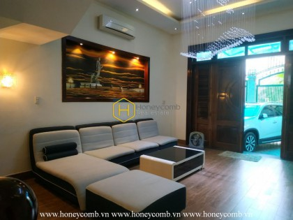 A modern Vietnamese villa virtually have all you need in an accommodation