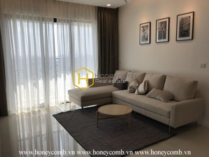 Modern decorated with 2 bedroom apartment in Estella Heights