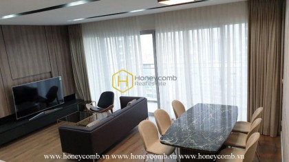No words can describe this luxurious 3 bedrooms-apartment in The Estella Heights