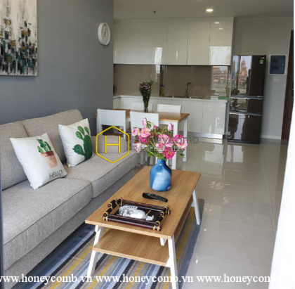 Experience great lifestyle with this 2 bedrooms-apartment in Masteri An Phu