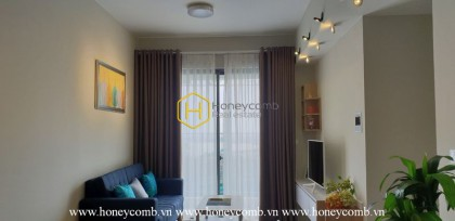 Relax yourself with this tranquil apartment for rent in this Masteri An Phu apartment