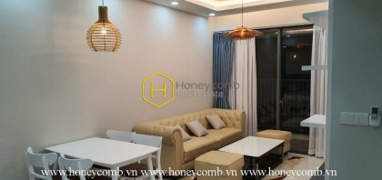 Delux apartment for rent in Masteri An Phu