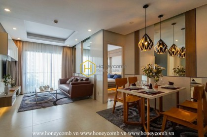 Deluxe interior- Delicate atmosphere: a New City apartment that make you desire