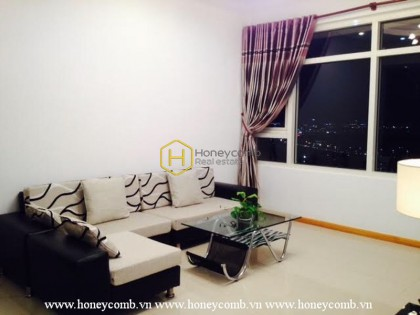 Let's visit this enchanting and cozy apartment in Saigon Pearl