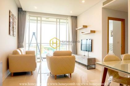 A lavish apartment in Sala Sarimi represents for comtemporary architecture