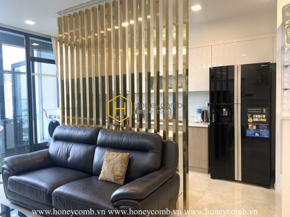 Doubled happiness in the Vinhomes Golden River apartment