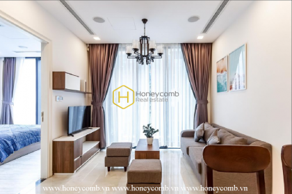 This magnificent Vinhomes Golden River apartment can appeal anyone