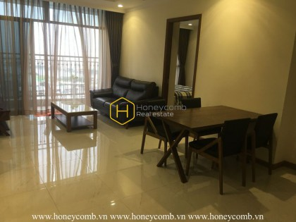 A seductive apartment with 3 bedrooms in Vinhomes Central Park