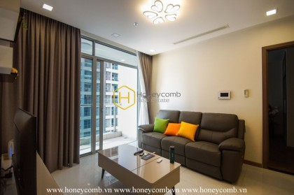 Marvelous apartment with 2 bedrooms in Vinhomes Central Park