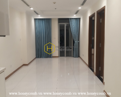 Vinhomes Central Park unfurnished apartment: Your home- your style