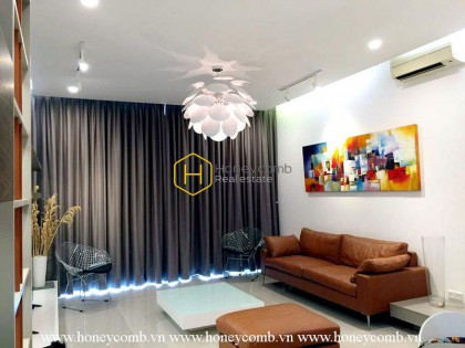 Graceful 3 bedrooms apartment with full feature in The Visa An Phu