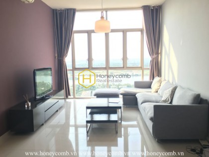 The Vista 2 bedrooms apartment with river view