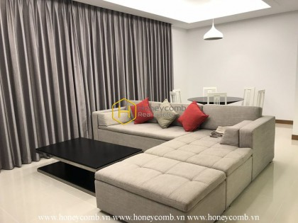 A sophisticated apartment in Xi Riverview Palace that you must have