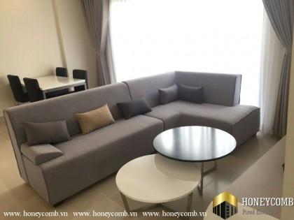 2 bedroom apartment for rent in Masteri, full funirture