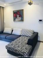 Convenient eclectic 3 bedrooms in Vinhome Central Park