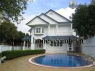 Villa Thao Dien 4 beds apartment with pool view