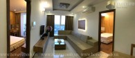 Thao Dien Pearl 2 beds apartment with city view for rent